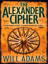 The Alexander Cipher (eBook): Daniel Knox Series, Book 1